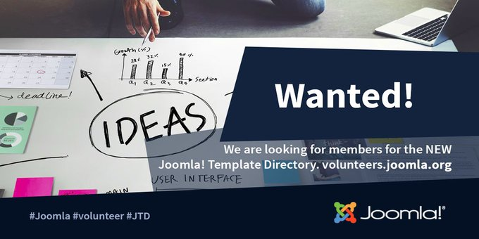Joomla! Template Directory (JTD)