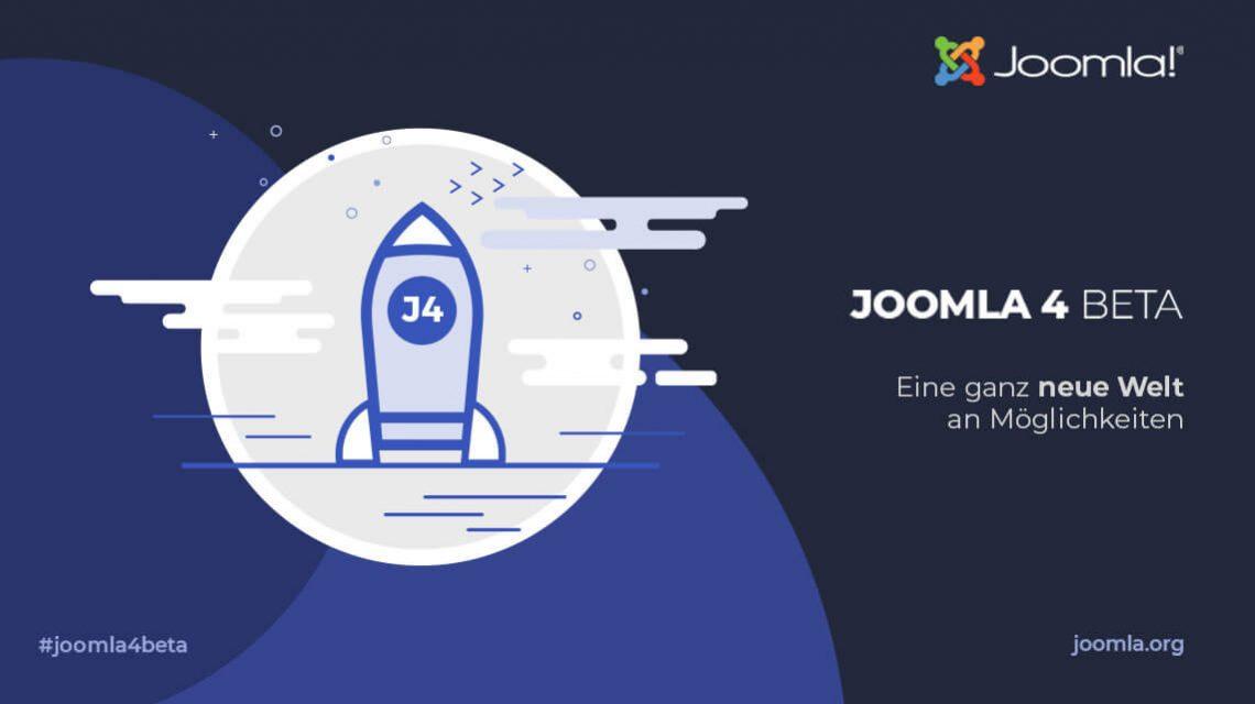 Joomla 4 Beta