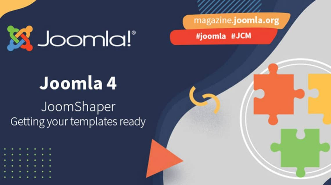 Template-Update für J4