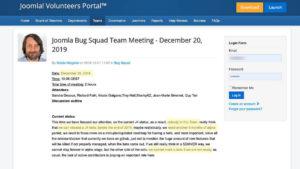 Joomla 4 Release Verzögerung