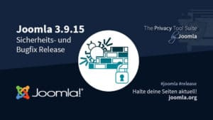 Joomla! 3.9.15 Security- & Bugfix Release