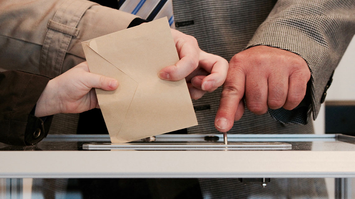Joomla! Wahlen Elections