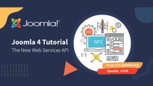 joomla api websevices