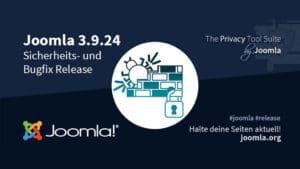 Joomla 3.9.24 Update