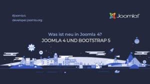 Joomla 4 und Bootstrap 5