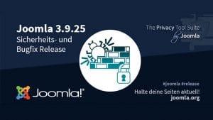 Joomla 3.9.25 release