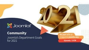 Joomla Ziele 2021