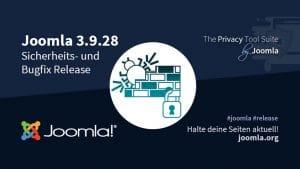 Joomla 3.9.28 Sicherheits Release