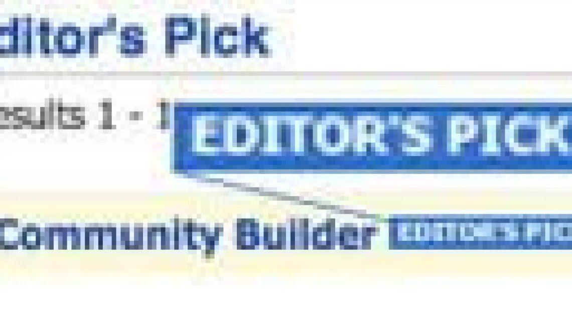 JED Editor's Pick
