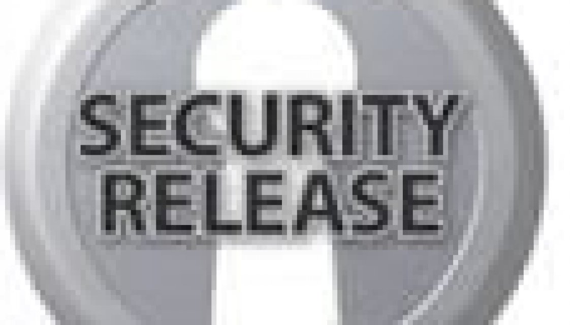 Joomla Security Release
